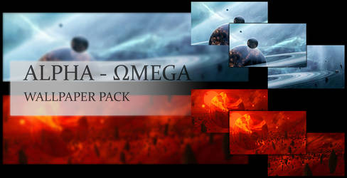 Alpha-Omega Wallpaper Pack