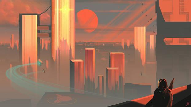 SP - Bleeding Sunset