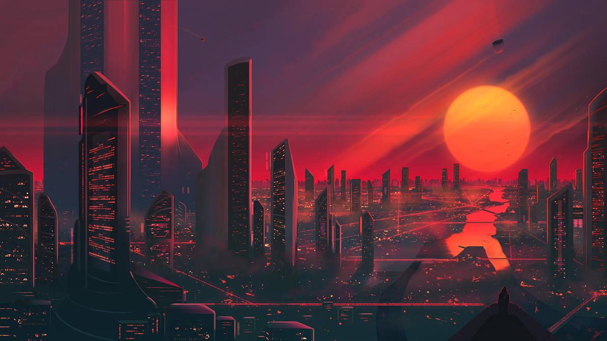 3019 - City of Bright Lights