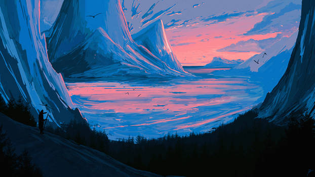 SP - Frozen Bay
