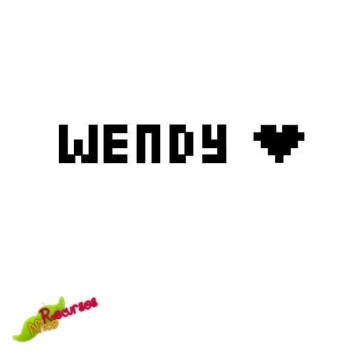 Wendy Font 38