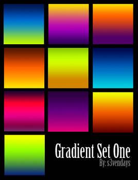 Gradient Set One