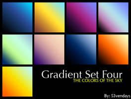 Gradient Set Four