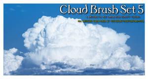 Cloud Brush Set 5