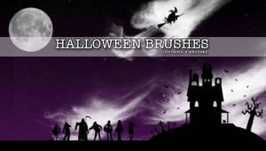 Halloween Brushes