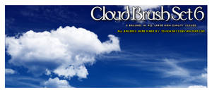 Cloud Brush Set 6