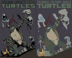 Raphael TMNT Con Commision FLATS - Robert Atkins