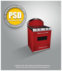 PSD oven