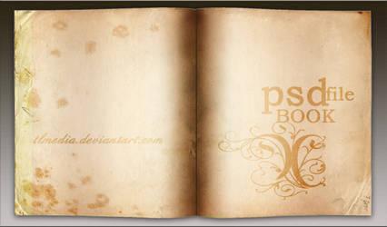 PSD book by TLMedia