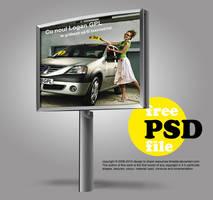 Billboard PSD by TLMedia