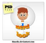 nerd PSD