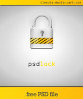 lock PSD by TLMedia