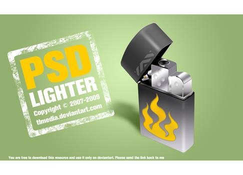 PSD lighter