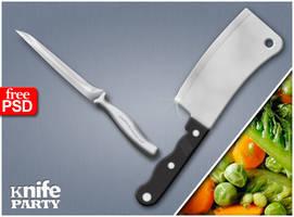 knife party PSD by TLMedia