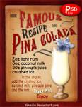 milkshake PSD