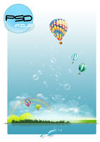 bubble island by TLMedia