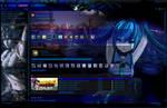 Black Rock Shooter Theme Edit
