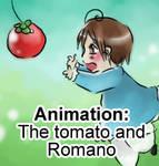 Animation - Romano tomato