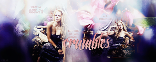 It crumbles PSD by helap