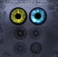 ...::: Amorpheus Eyes-Brushes :::... by Artali-Artist
