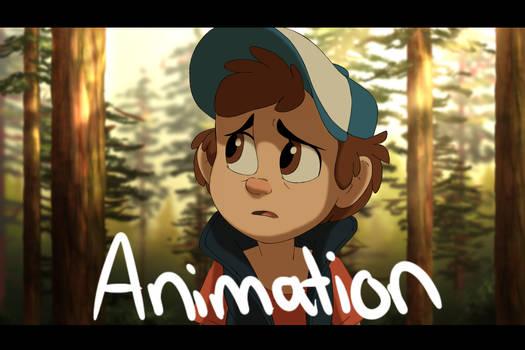 Sad Dip Test Animation