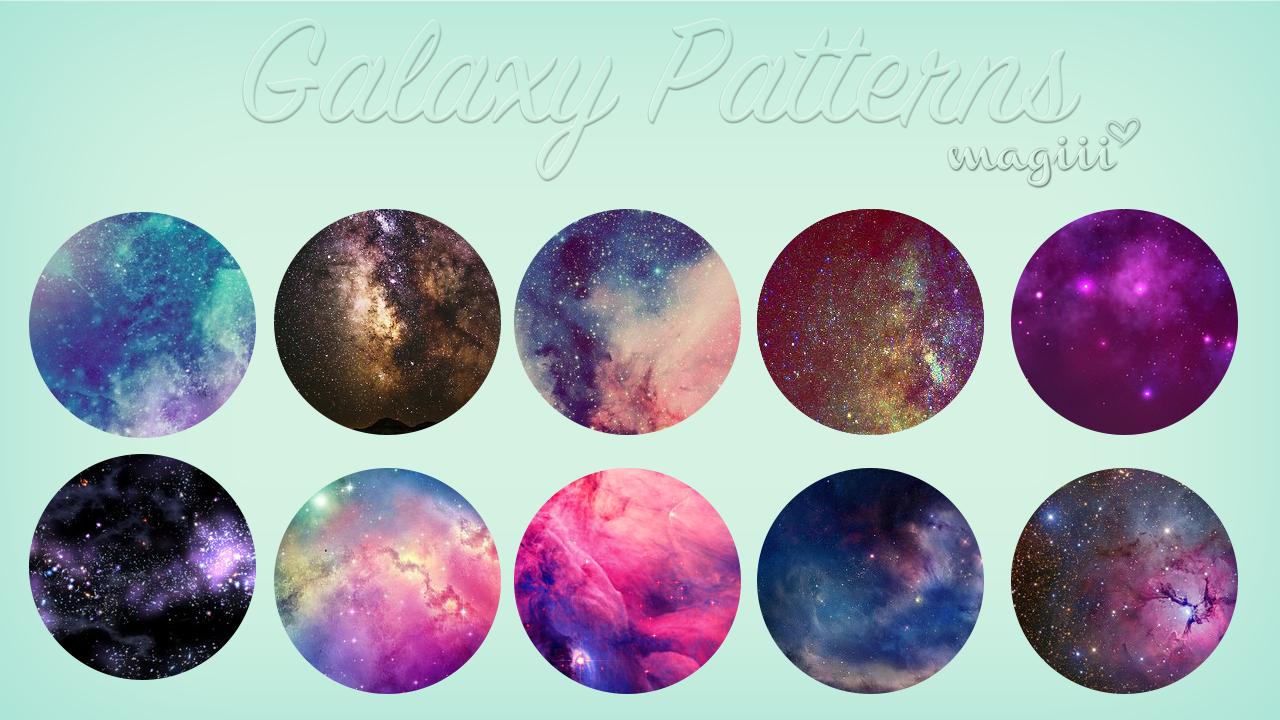 GalaxyPatterns by:Magiii by MagiiiAsdfghjkl