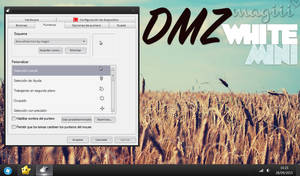 Cursor DMZ White mini