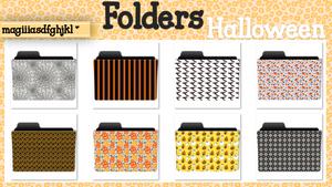 Folders Halloween by MagiiiAsdfghjkl