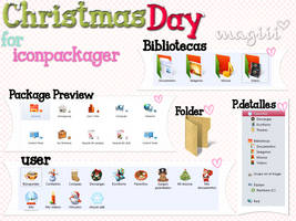 Christmas Day For iconpackager