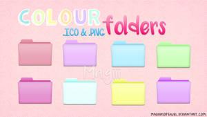 Colour folders