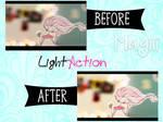 Light Action Photoshop
