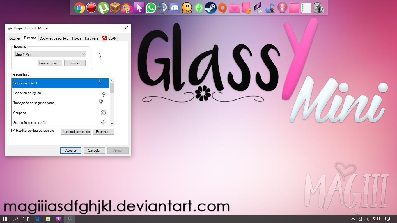 Cursor GlassY Mini