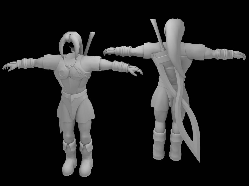 LoZ Model/Texture Resources (Some are incomplete)