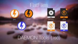 FlatFiles 1.1 - DAEMON Tools + .iso