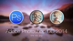 Icons - Adobe Photoshop CC 2014