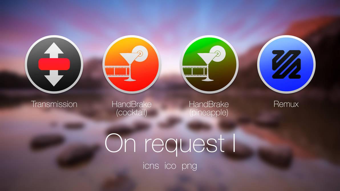 On request I - Transmission, HandBrake, Remux by javijavo93 on