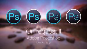 On request 2 - Adobe Photoshop
