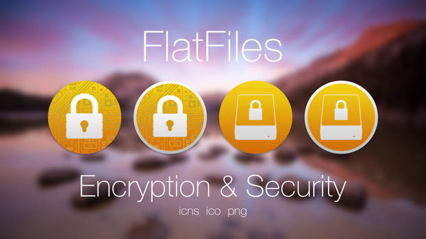 FlatFiles - Encryption and Security