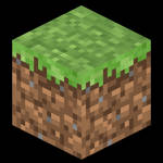 Minecraft HD Icon - Mac + PC