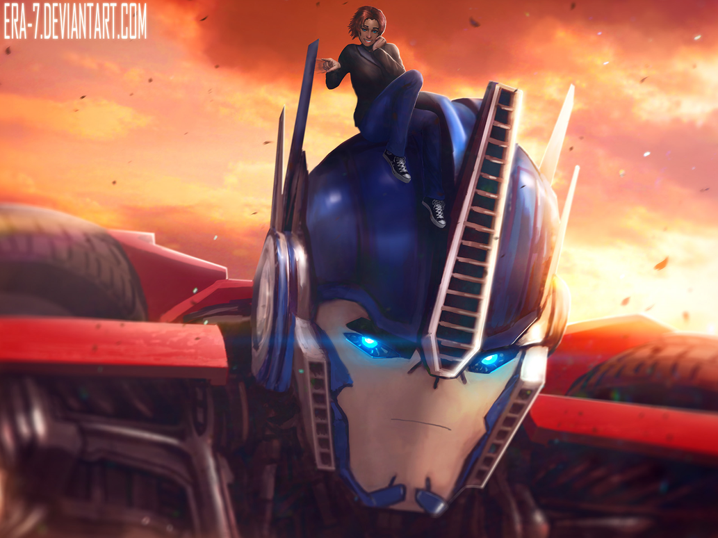 Transformers Prime OC Pov - One Shall Rise Part 2 by Belle