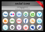 free icon social pack
