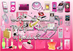 40 glamour ico and png icons 1