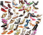 fashion shoes png icons 2