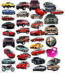 Cars png icons