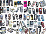 Mobile phones png icons