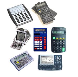 Calculators png icons