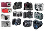 Digital cameras png icons