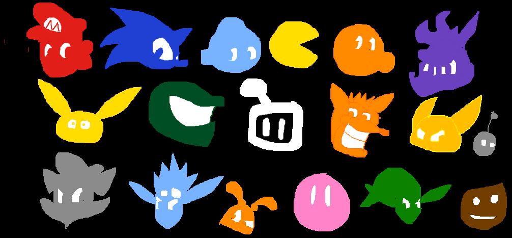 cool video game symbols wwwpixsharkcom images