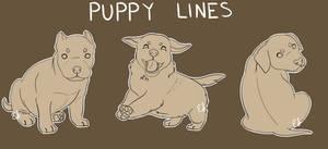 P2U | Puppy Lines