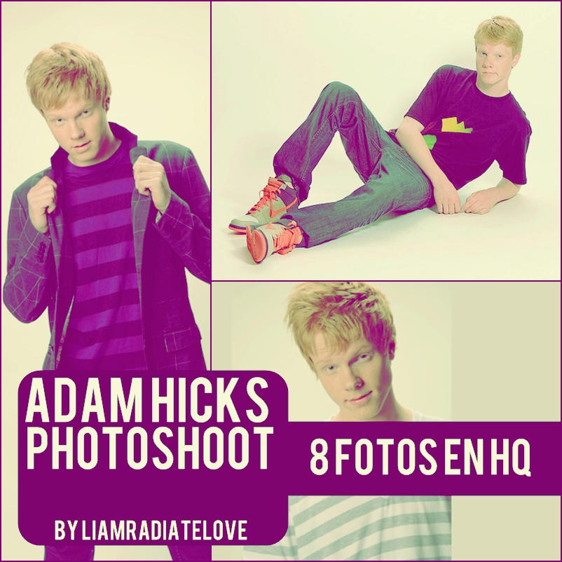 Adam Hicks Photoshoot. 001 by LiamRadiateLove